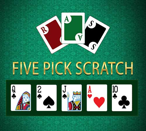 Five Pick Scratch