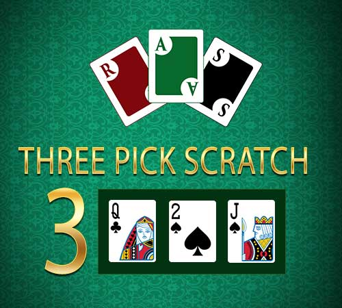 Three Pick Scratch